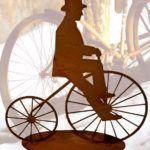 Fahrradfahrer__Nostalgie