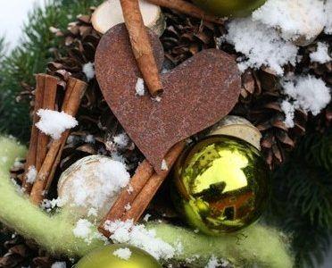 bastelideen weihnachten – bilder