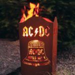 ACDC Fanshop Feuerkorb AC/DC
