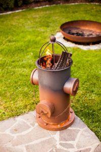 Feuerkorb Hydrant - 1-0543 (25)