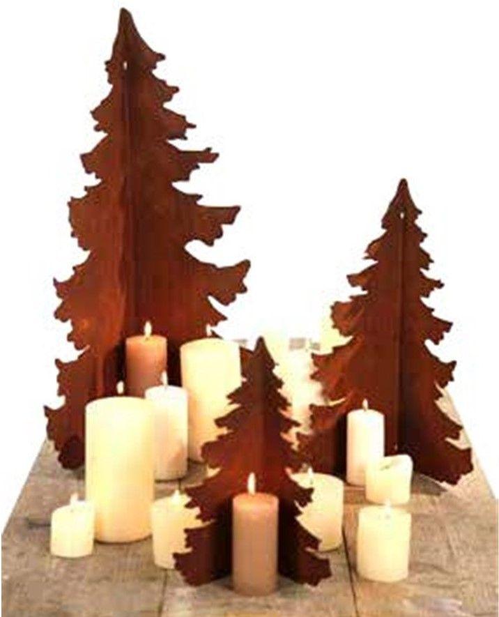 Weihnachtsbaum Metall.Weihnachtsbaum Metall Bilder Rost Deko