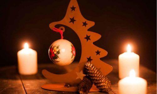 Weihnachtsdeko Rost Deko – Bilder